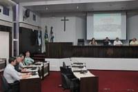 Audiência expõe na Câmara contas do quadrimestre