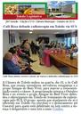 Boletim traz 3° Café Rosa e radioterapia, Depen e viatura e moções pelo BiodiverCIDADE