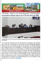Boletim traz CPI do HR, silêncio na sessão e projetos