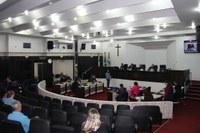 Câmara aplaude 40 anos do Seminário Maria Mãe da Igreja