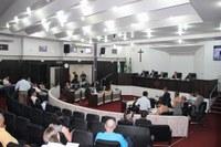 Câmara aplaude Fanfarra de São Luiz pelos seus 47 anos