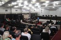 Câmara aprecia áreas e recursos para Apac e Conselho da Comunidade
