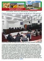 Câmara aprecia incentivo a fábrica de R$ 662 mi e 250 vagas