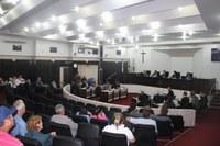Câmara aprova norma sobre placas inaugurais de obras
