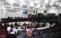 Câmara aprova realização de sessões extraordinárias