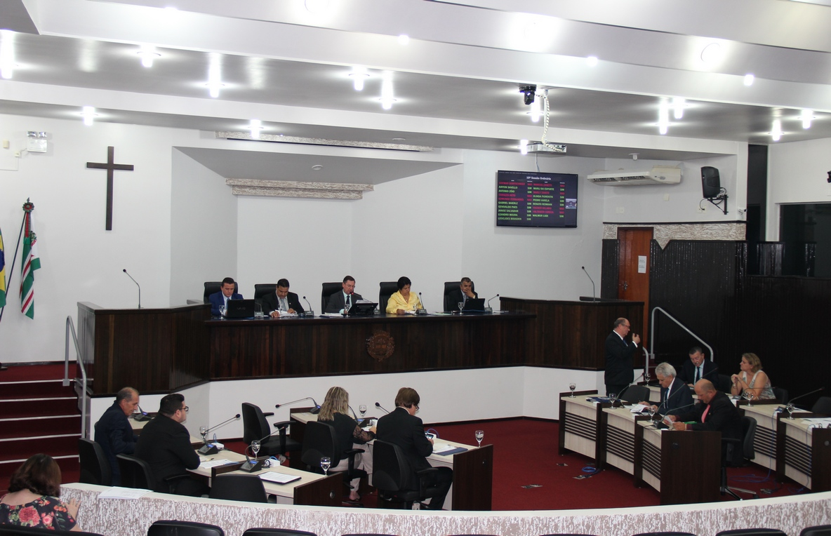 Câmara aprova remanejamento orçamentário de R$ 5,168 milhões