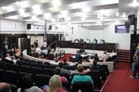 Câmara de Toledo encerra ordinárias com 44 sessões em 2018