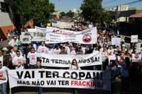 Câmara de Toledo participa de audiência sobre fracking