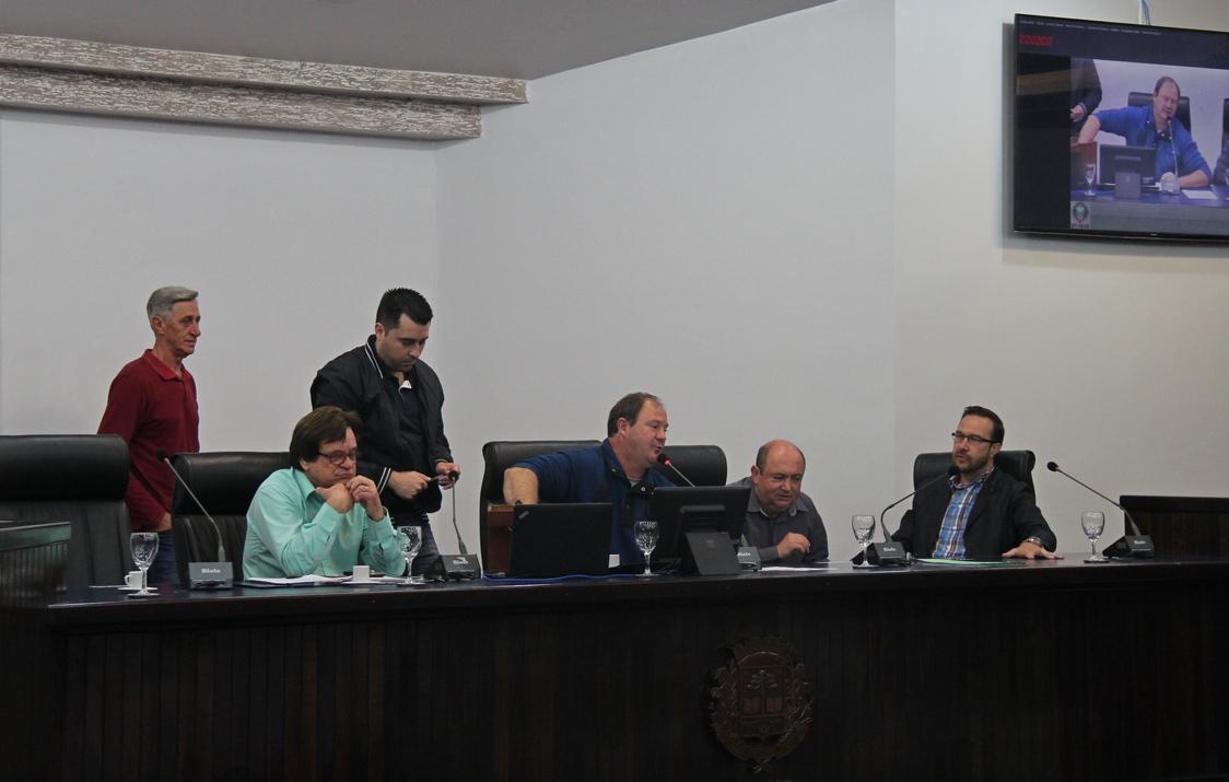 Câmara sorteia gabinetes dos 12 novos vereadores