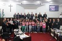 Câmara destaca atuação da Afeto pelo futsal feminino de Toledo
