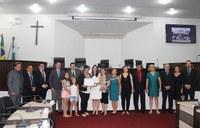 Câmara destaca trabalho de juíza na Comarca de Toledo