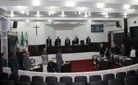 Câmara faz minuto de silêncio por presidente do Conselho de Saúde