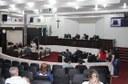 Câmara faz moção para atleta de parabadminton feminino