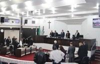 Câmara homenageia Cândido Garcia em minuto de silêncio