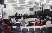 Câmara homenageia com silêncio memória de irmã do presidente Zóio
