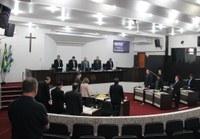 Câmara homenageia com silêncio Pedro Carlos Mattiello