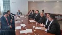 Câmara participa de evento sobre o fracking na Argentina