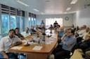 CFO ouve superintendente da Emdur sobre números e projetos
