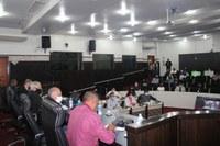 Extraordinária aprova reestruturação do Executivo, ´kit covid´ e criação de FGs
