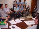 Grupo Escoteiro debate concessão com Presidência