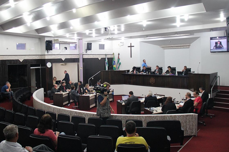 Grupo recebe moção por 1ª Corrida de Rua do Coopagro