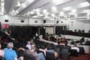 Moção aplaude professora participante de programa do Legislativo