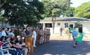 Poder Legislativo participa de homenagem a Tiradentes no 19º BPM