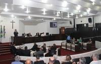 Prefeito relata alta de receitas de 11,01%, dívida de R$ 74 mi e situação do HR