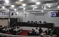Sessão inaugural relata superávit de R$ 7,23 milhões