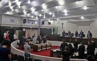 Sessão silencia por Geraldo Clivati e Tranquilo Dal Bosco