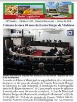Toledo Legislativo 158 aborda créditos de R$ 4,8 mi para aeroporto e HR