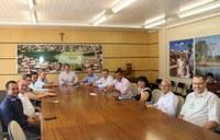 Vereadores acompanham sanção de apoio à Beit Abba