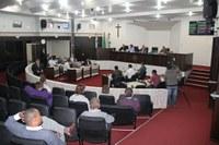 Vereadores aprovam projetos de leis em extraordinária