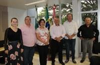 Vereadores da região visitam a Câmara de Toledo e debatem energia