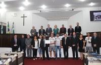 Moções parabenizam vencedores da Taça Mauro Maiorki