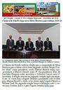 Boletim traz nova Mesa Diretora, moção a ESF, homenagens e balanço