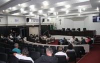 Câmara aprecia reposição e desconto previdenciário dos servidores