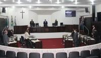 Câmara de Toledo homenageia Osório Furlan com silêncio na sessão