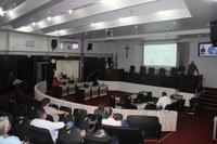 Reunião na Câmara de Toledo expõe revisão do Plano Diretor