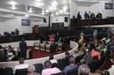 Sessão aprova utilidade pública da Setta e vota contribuição por obras na Pioneiro