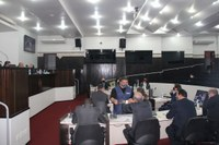 Sessão da Câmara alerta para escalada da pandemia na macrorregião