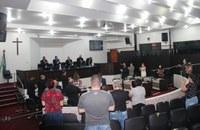 Vereadora homenageia Odacir Fiorentin e trabalho pela saúde